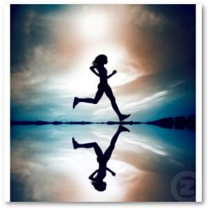 Graphics - MDC - Female Runner