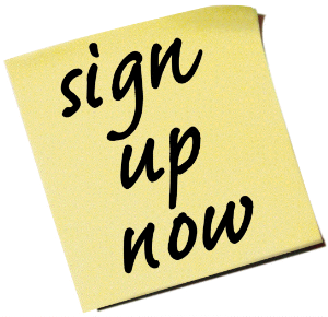 Graphics - MDC - Sign Up Now Sticky